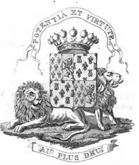 Généalogie de la famille de Tournon - Famille de Chabannes