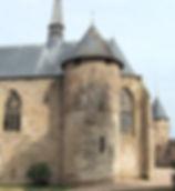 La chapelle du château de La Palice - Famille de Chabannes