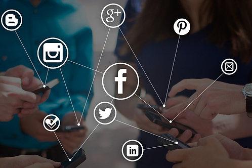 3-Pack - Social Media Campaign