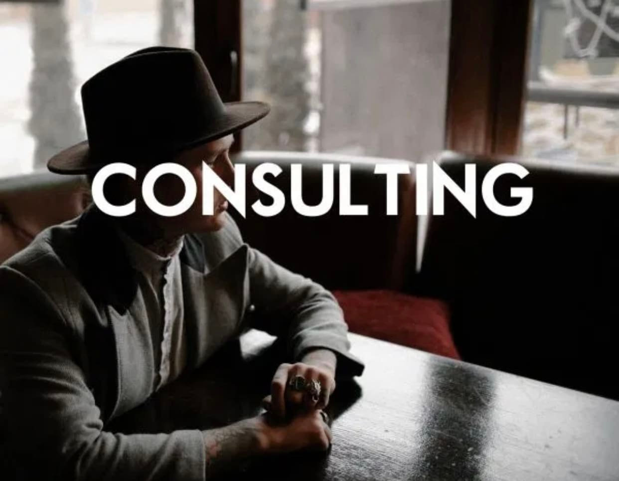 Phone Consulting - 30 mins