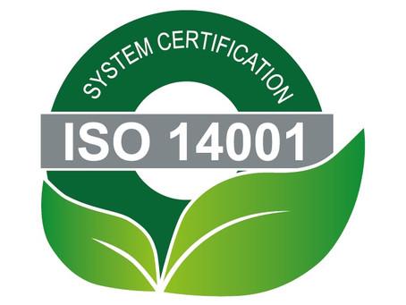 Igangsætning af ISO 14001 miljøcertificering