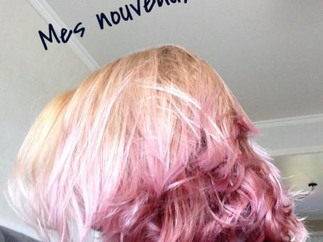 Avoir les cheveux roses... ou verts… ou bleus…