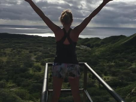 Waikiki - Hawaii... quelque part comme le paradis