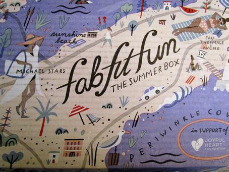 Fabfitfun, un cadeau à l'année