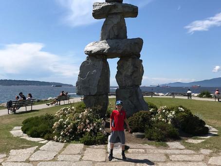 La Colombie-Britannique et Vancouver