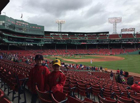 Boston en famille