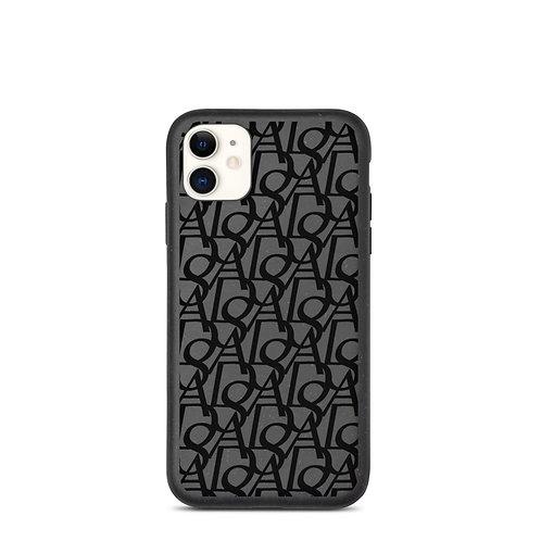 Biodegradable phone case - SAD allover print