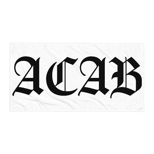 ACAB towel