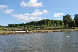 Frederiksborg Slot - Stengærde