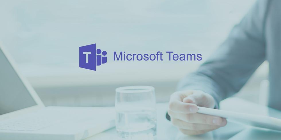 Microsoft Teams - generel intro med fokus på mødeafholdelse