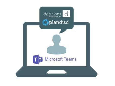 Nye webinarer om MS Teams som platform til en effektiv, digital mødepraksis.