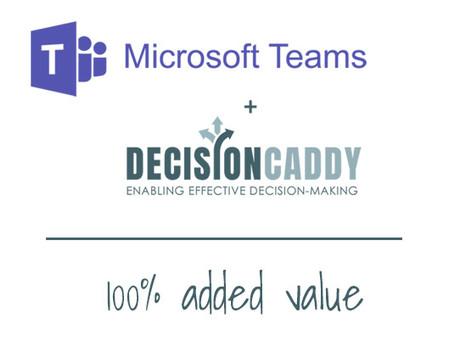 Få double-up på værdien af Microsoft Teams!
