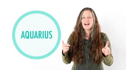 AQUARIUS | Lynn Jordan