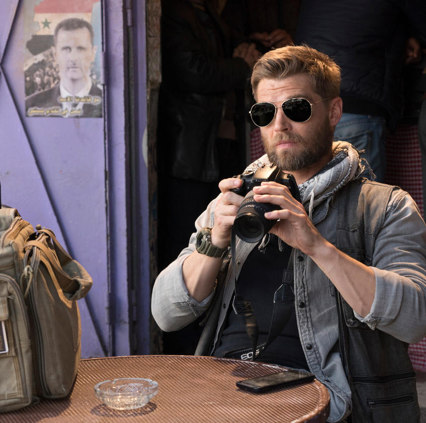 THE BRAVE -- Pilot -- Pictured- Mike Vogel as Michael Dalton -- (Photo by- Virginia Sherwood_NBC) Virginia Sherwood_NBC _ 2017 NBCUniversal Media, LLC