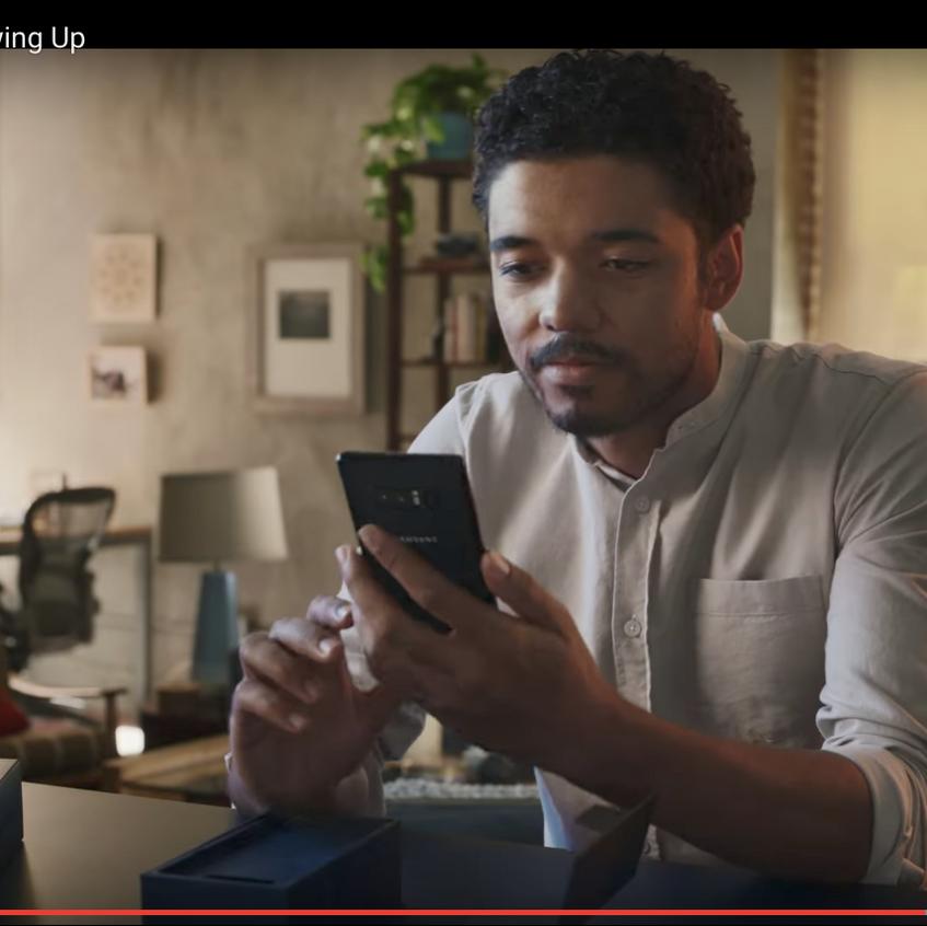 Samsung Galaxy Growing Up 007