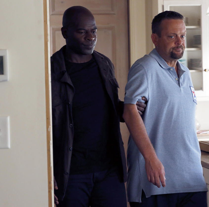 The Blacklist Photo from the episode _The Endling_ Will Hart_NBC _ 2017 NBCUniversal Media, LLC