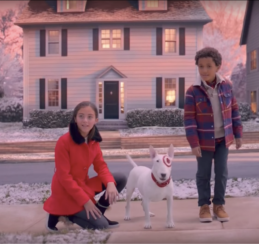 Target Holiday Commercial 003