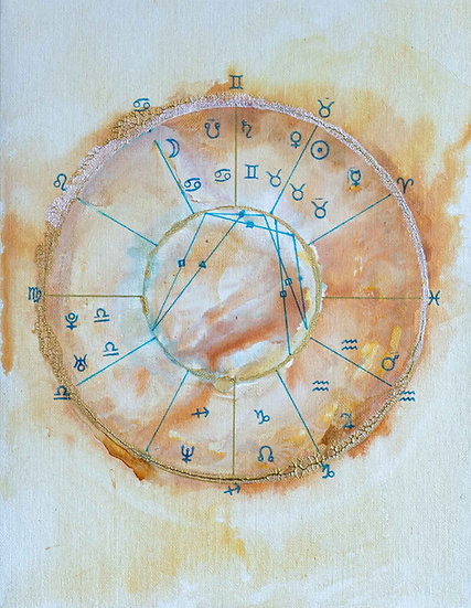 The Poetry and Practice of Reading Your Astrological Chart: Mentorship