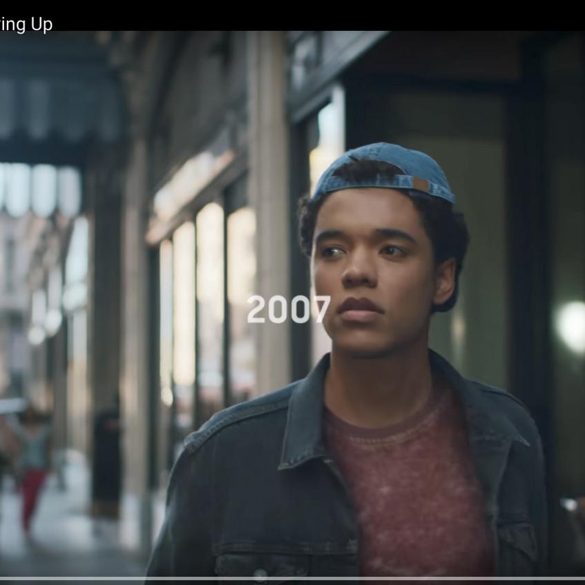 Samsung Galaxy Growing Up 001