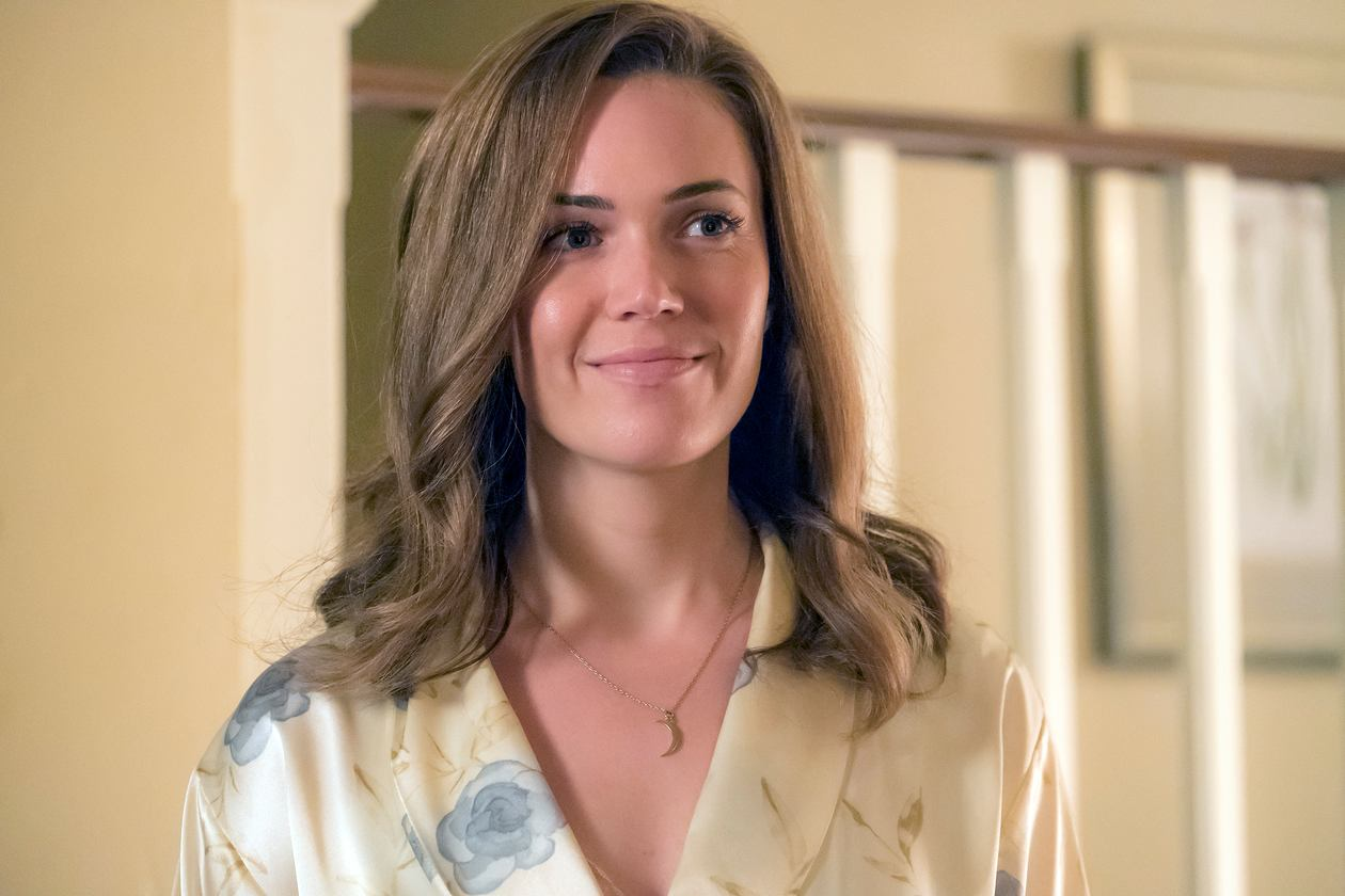 THIS IS US -- _Deja Vu_ Episode 203 -- Pictured- Mandy Moore as Rebecca -- (Photo by- Ron Batzdorff_NBC)