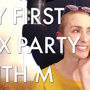 My first Sex Party with M