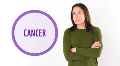 CANCER | Anne Parker