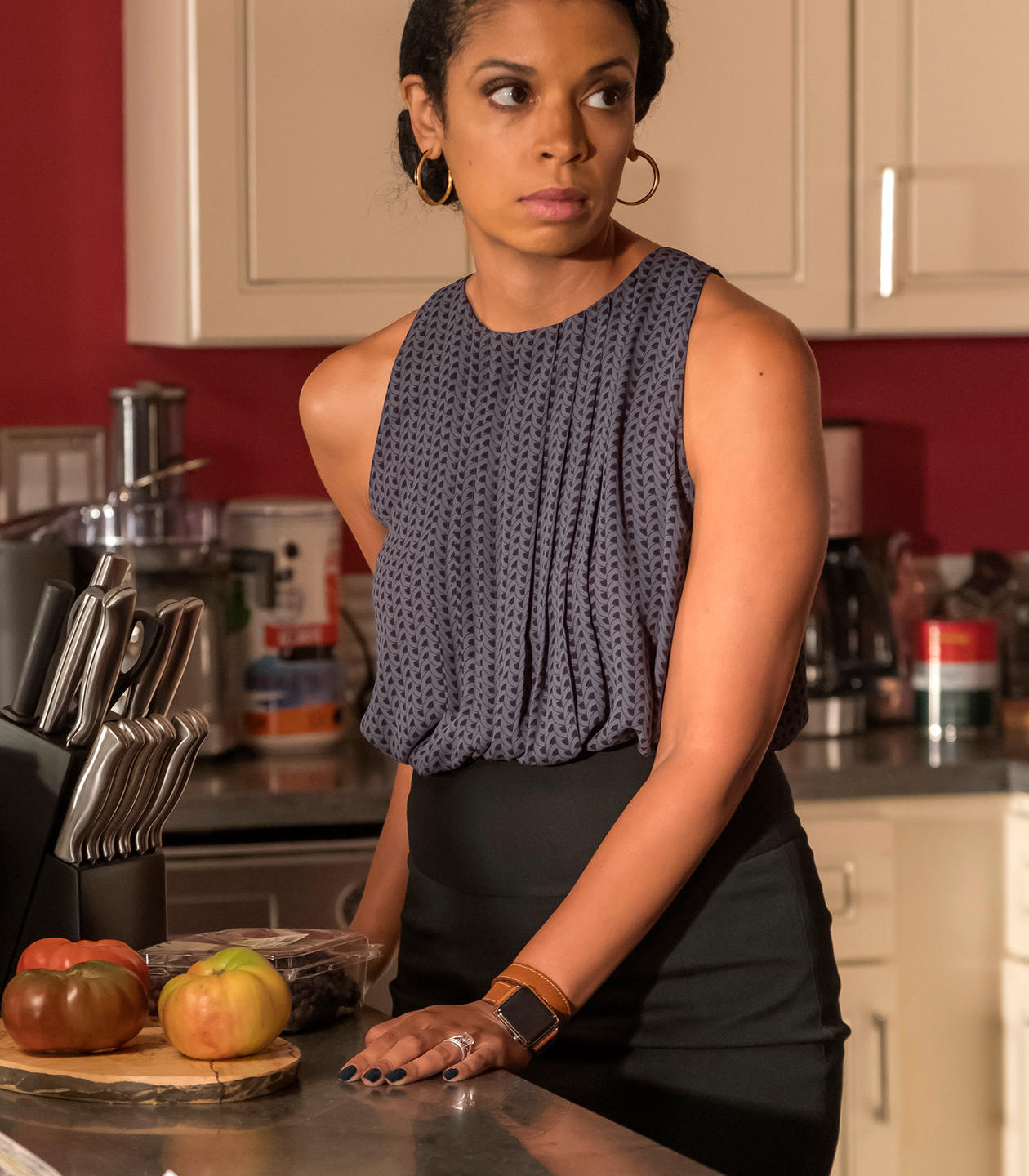THIS IS US -- _Still There_ Episode 204 -- Pictured- Susan Kelechi Watson as Beth -- (Photo by Ron Batzdorff_NBC)