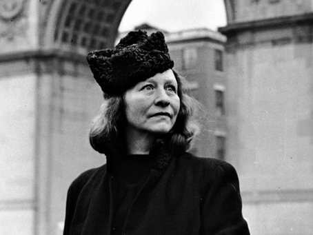 203 | We were Very Tired, We were Very Merry: Pisces Poet Edna St. Vincent Millay