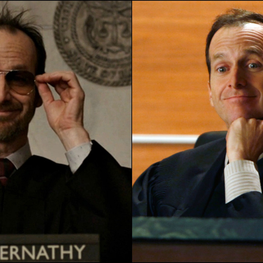 The Good Fight Denis O'Hare as Judge Charles Abernathy