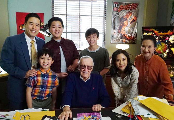 Fresh Off the Boat: BRIGHT = Family + Comedy