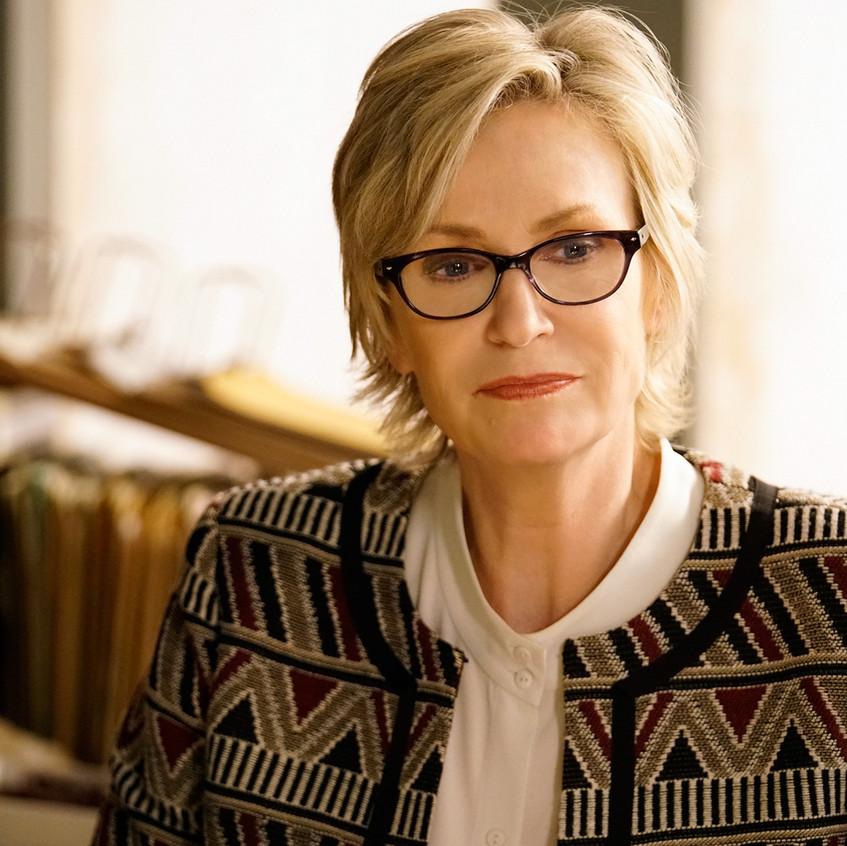 The Good Fight Jane Lynch as FBI investigator Madeline Starkey