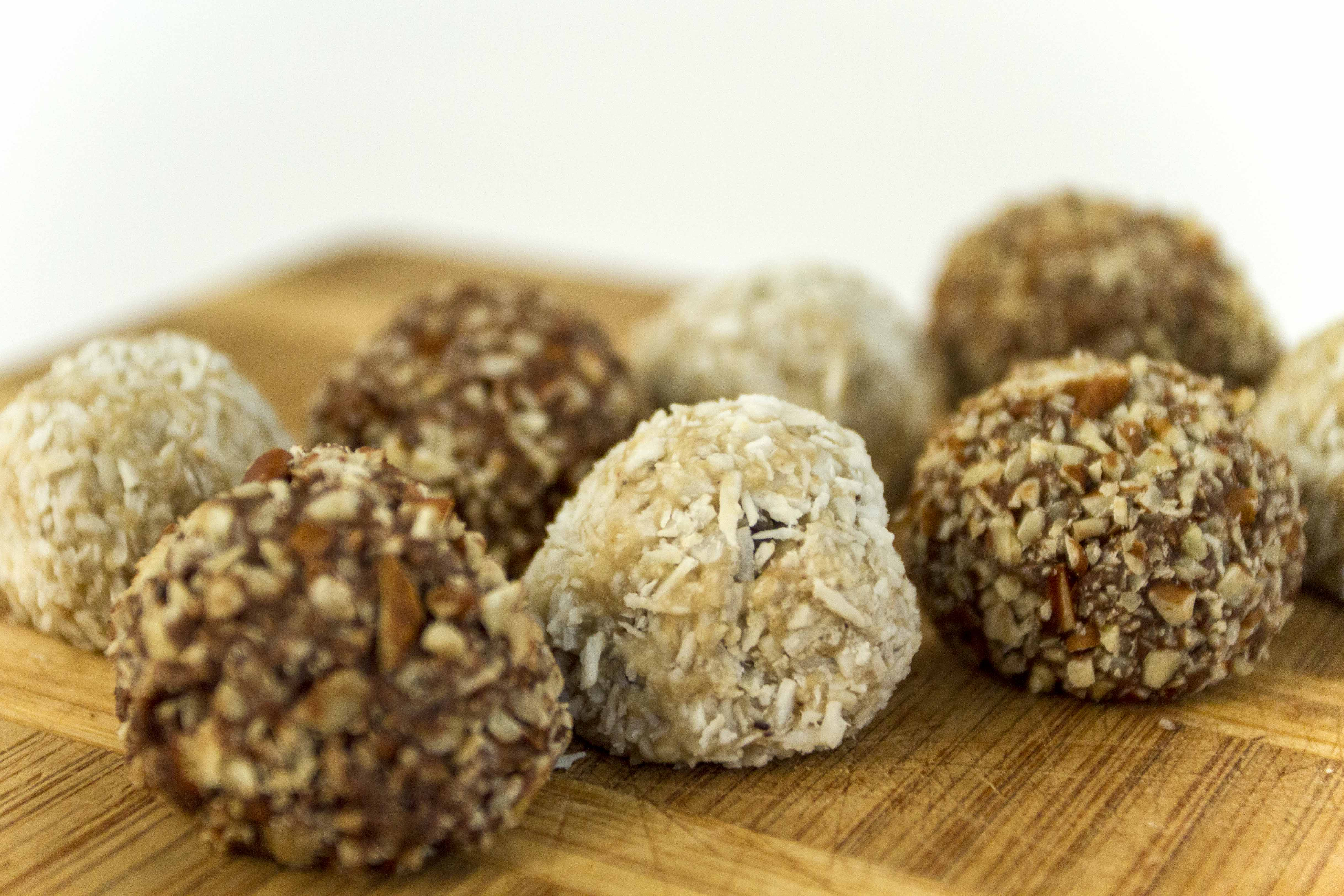 sunbutter truffles