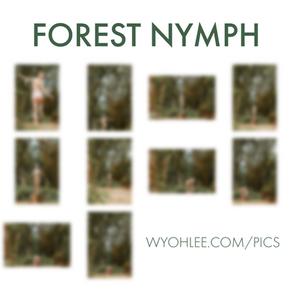 Forest Nymph {Portrait Series}