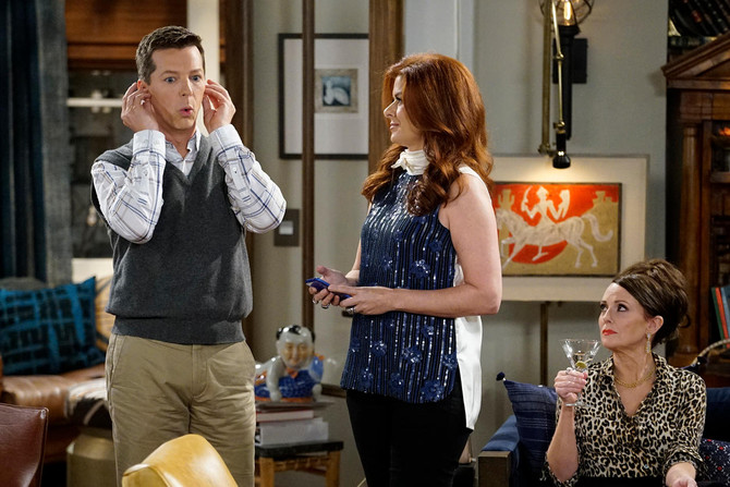 Will & Grace: Kids & Grownups in Sitcoms