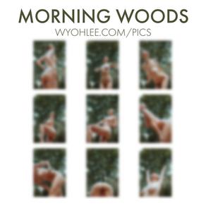 Morning Woods {Portrait Series}