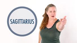 SAGITTARIUS | Meredyth Hunt