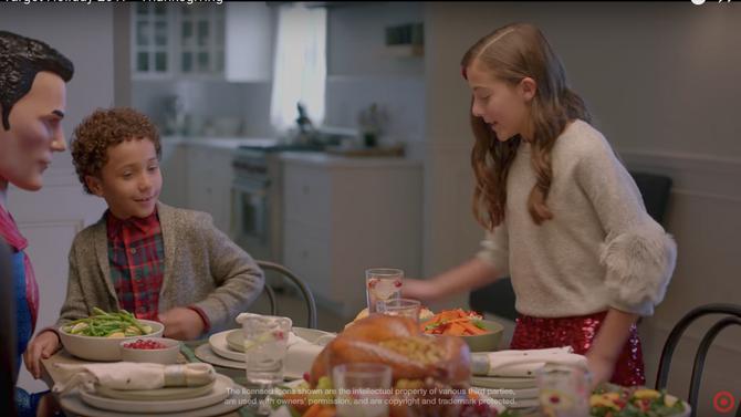 Target: Kids + Holidays
