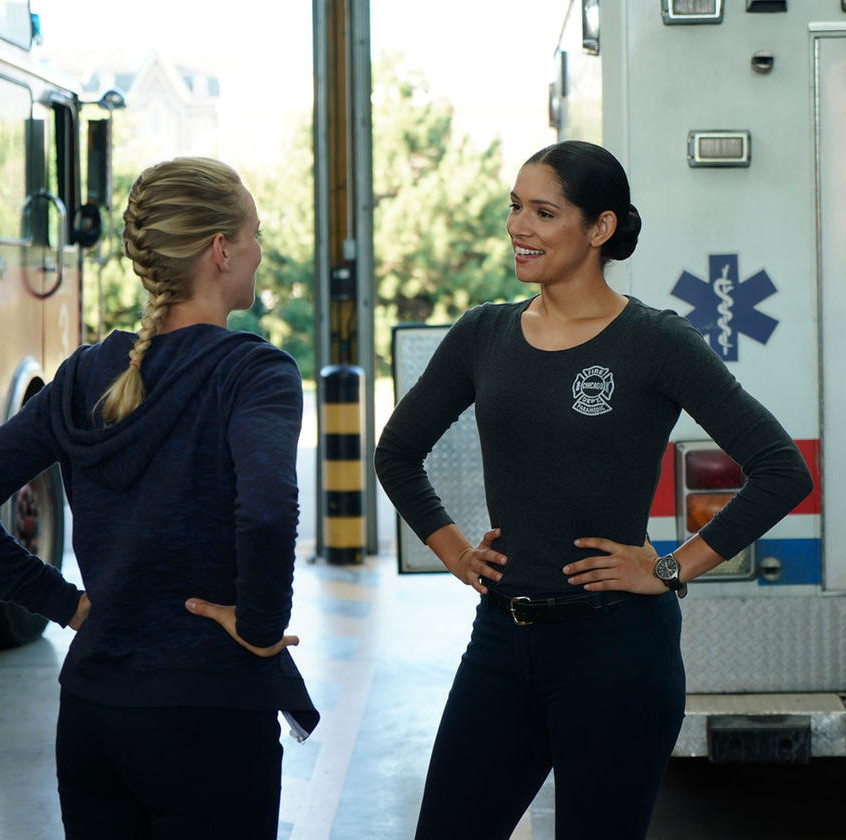 Photo from the episode _A Breaking Point_ Elizabeth Morris_NBC _ 2017 NBCUniversal Media, LLC3