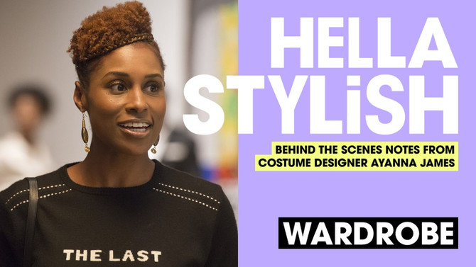 Insecure: Straight from the Stylist