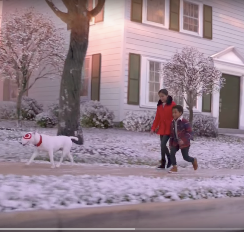 Target Holiday Commercial 001