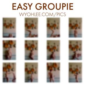 Easy Groupie {Portrait Series}