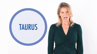 TAURUS | Jolie Kobrinsky