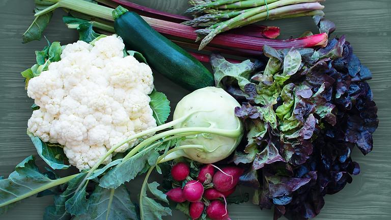 Cuisiner les légumes