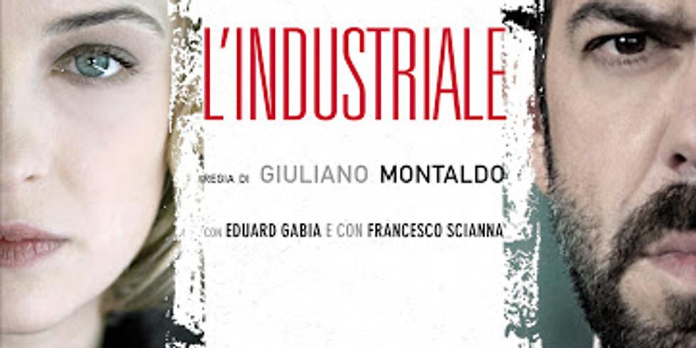 """Cinema Italiano - """"L´industriale"""" (italienska med engelska texter)"""