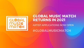 Global Music Match vuelve el 2021