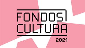 ¡Postula a los Fondos Cultura 2021!