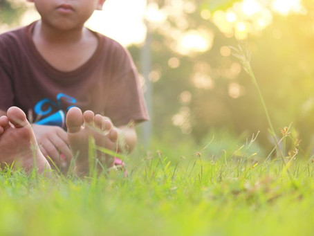 UNDERSTANDING COMMON FOOT ISSUES IN KIDS