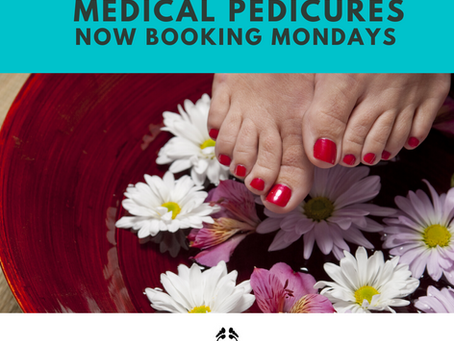 Why You Should Be Getting a *Medical* Pedicure