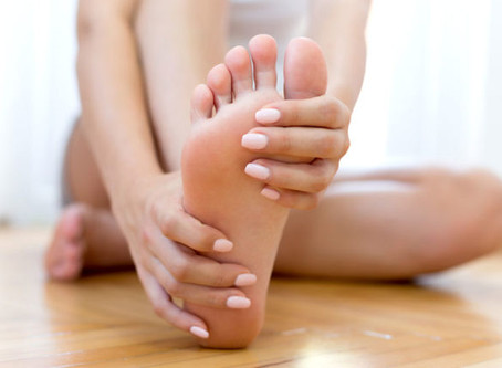 Is your foot pain a symptom of a more serious health issue? Spot the warning signs