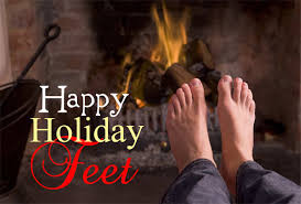 Five Tips For Healthy Holiday Feet